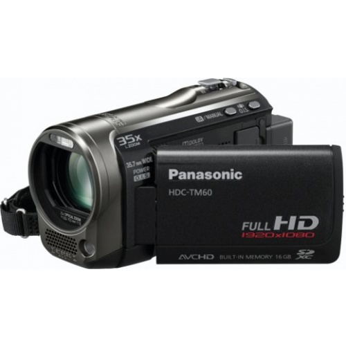 Panasonic HDC-TM60EE-K Black