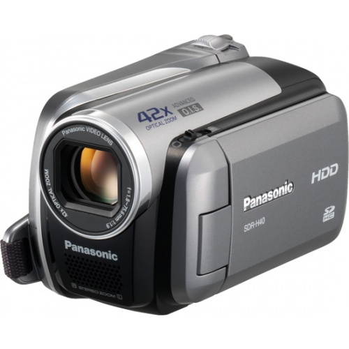 Panasonic SDR-H50