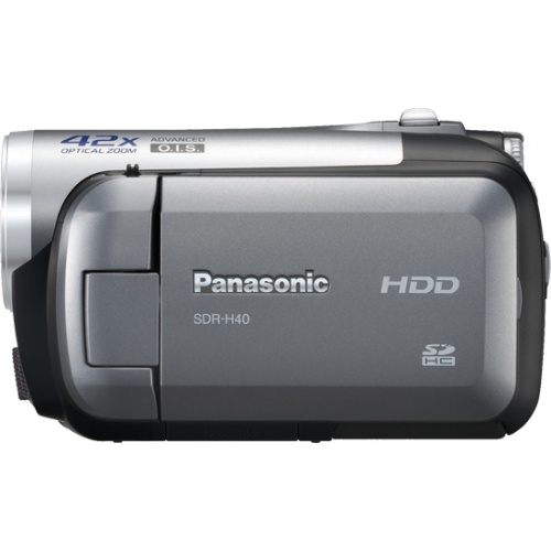 Фото Panasonic SDR-H50