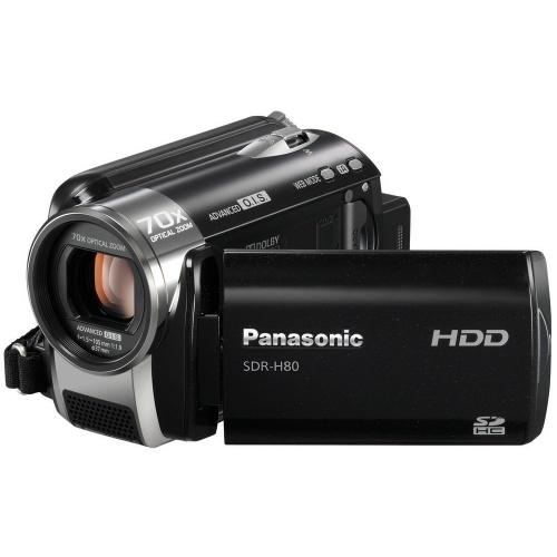 Panasonic SDR-H80EE-K black