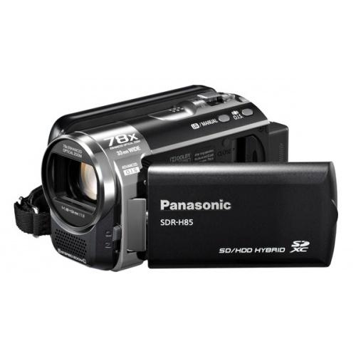 Panasonic SDR-H85EE-K black