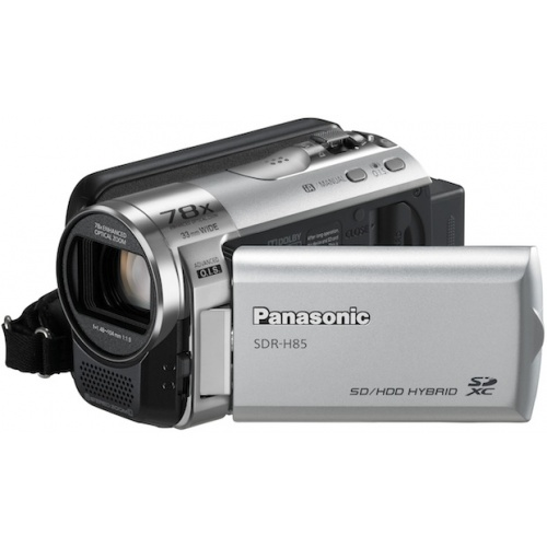 Panasonic SDR-H85EE-S silver