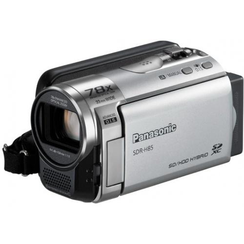 Фото Panasonic SDR-H85EE-S silver