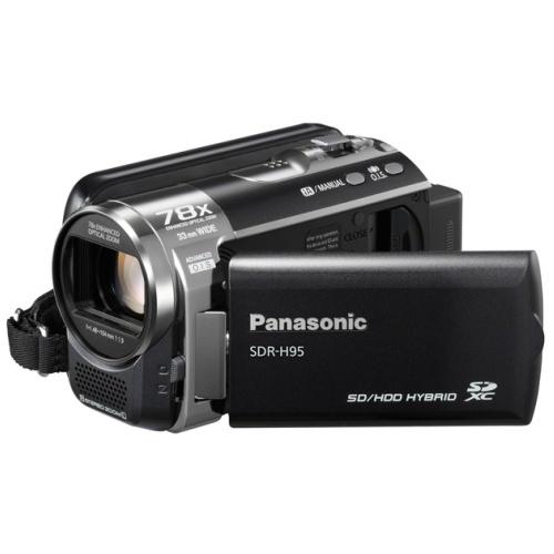 Panasonic SDR-H95EE-K Black