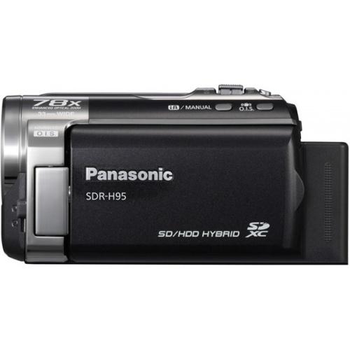Фото Panasonic SDR-H95EE-K Black