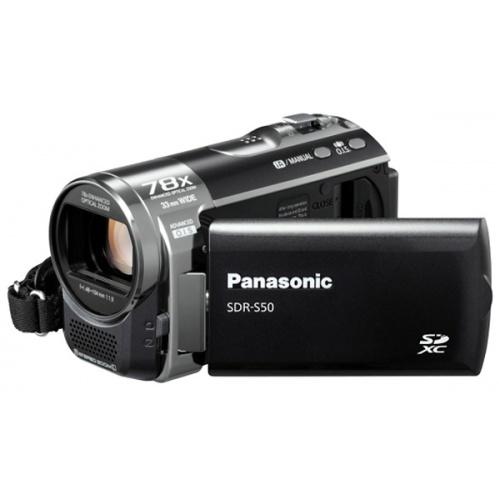 Panasonic SDR-S50EE-K black