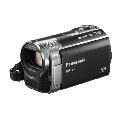 Фото Panasonic SDR-S50EE-K black