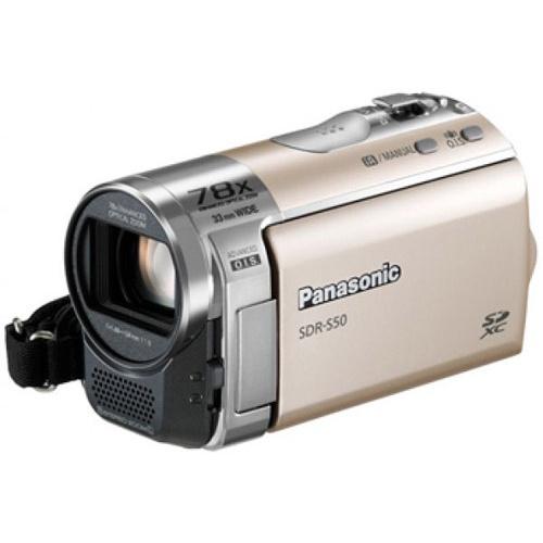 Фото Panasonic SDR-S50EE-N Gold