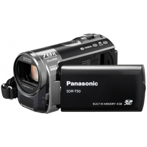 Panasonic SDR-T50EE-K black