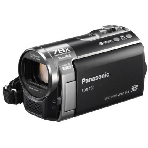 Фото Panasonic SDR-T50EE-K black