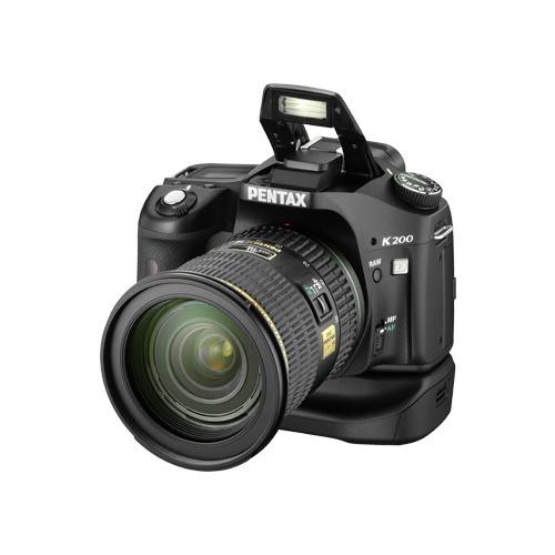 Pentax K200D (kit 18-55)