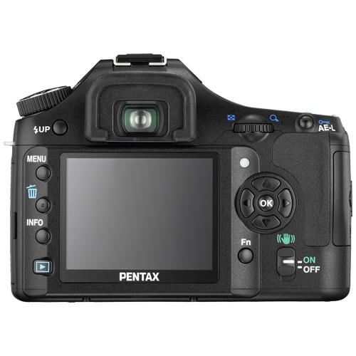 Фото Pentax K200D (kit 18-55)