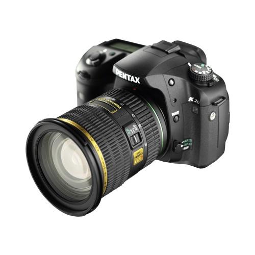 Pentax K20D (kit 16-45)