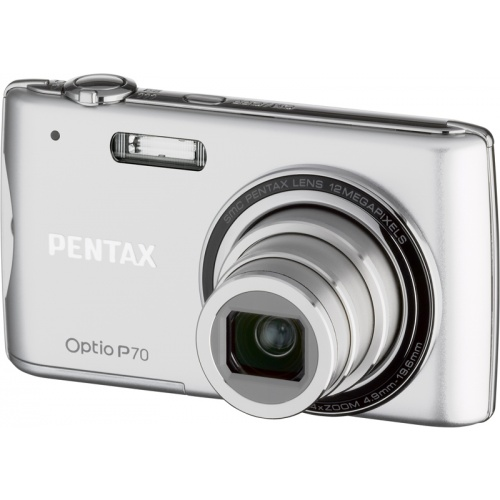 Pentax Optio P70 silver