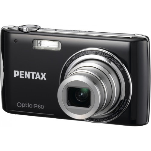 Pentax Optio P80 black