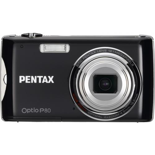 Фото Pentax Optio P80 black