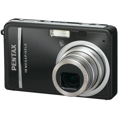 Pentax Optio S12 black