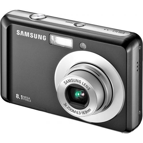 Фото Samsung Digimax ES10 black