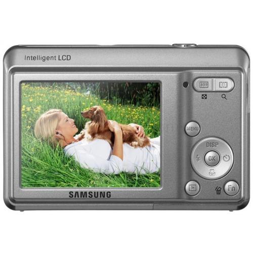 Фото Samsung Digimax ES10 silver
