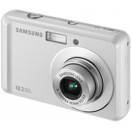 Samsung Digimax ES15 silver