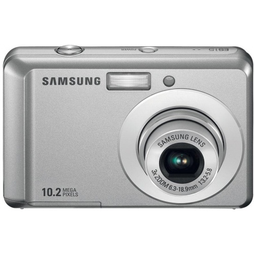 Фото Samsung Digimax ES15 silver