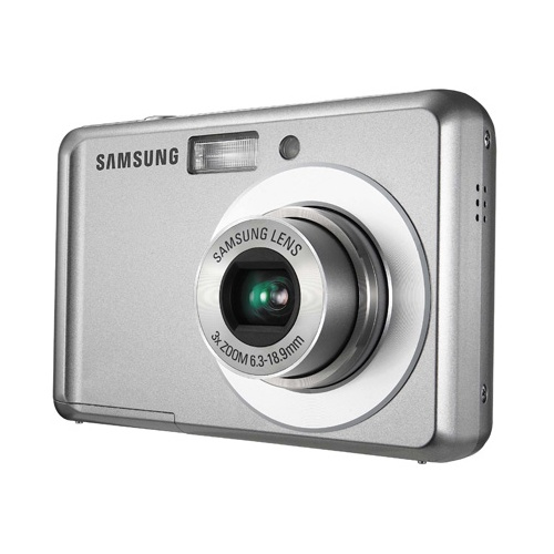 Samsung Digimax ES17 silver