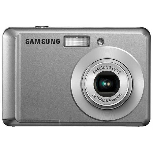 Фото Samsung Digimax ES17 silver