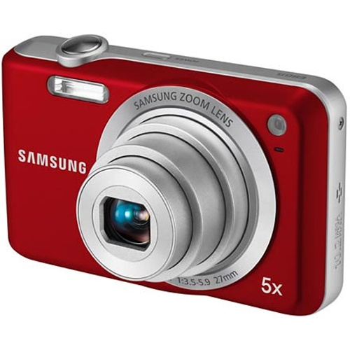 Samsung Digimax ES65 red