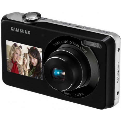 Samsung Digimax PL100 black