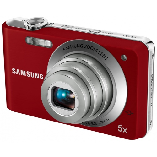 Фотография Samsung Digimax PL80 red