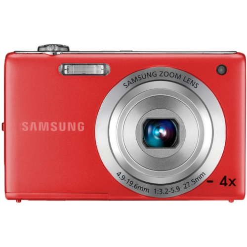 Фотография Samsung Digimax ST60 red