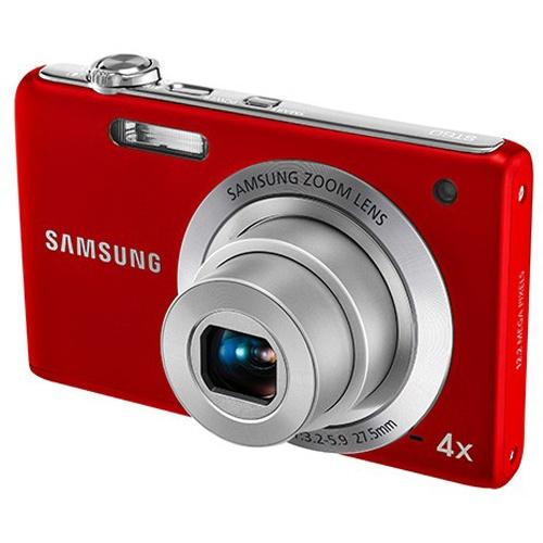 Фото Samsung Digimax ST60 red