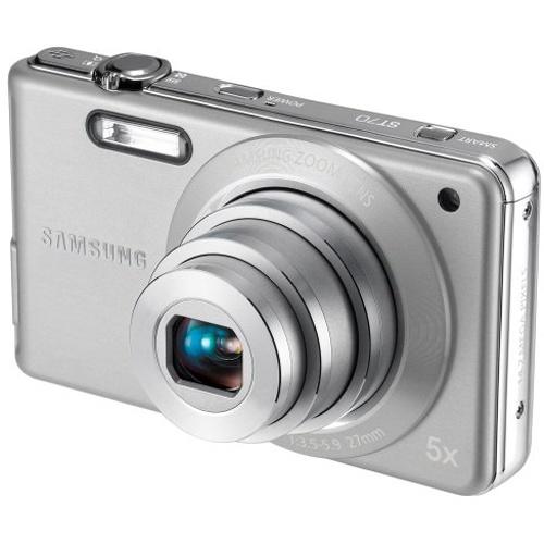 Фотография Samsung Digimax ST70 silver