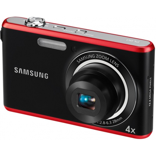 Samsung Digimax PL90 red