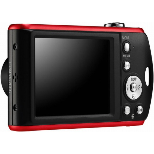 Фото Samsung Digimax PL90 red