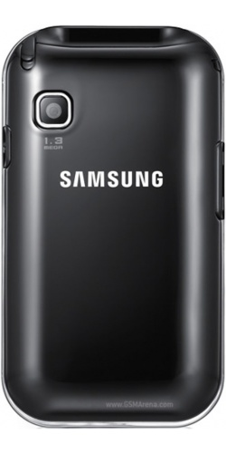 Фото телефона Samsung GT-C3300 Champ deep black
