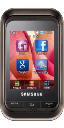 Samsung GT-C3300 Champ espresso brown