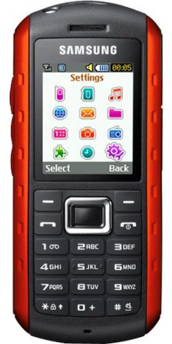 Samsung GT-B2100 scarlet red