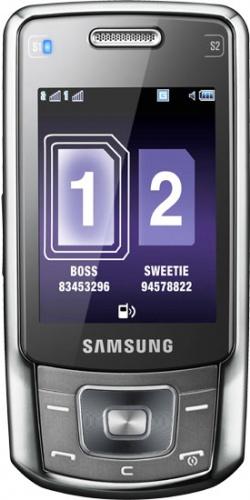 Samsung GT-B5702 Duos black