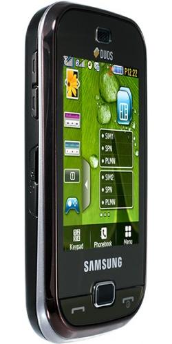 Фото телефона Samsung GT-B5722 Duos brown