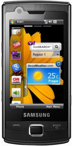 Samsung GT-B7300 Omnia Lite black