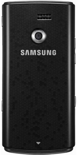 Фото телефона Samsung GT-B7300 Omnia Lite black