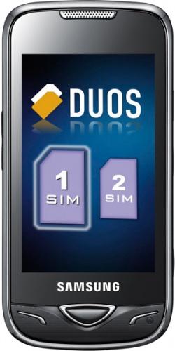 Samsung GT-B7722i Duos black