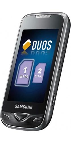 Фото телефона Samsung GT-B7722i Duos black