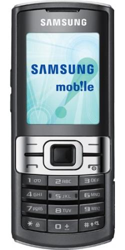 Samsung GT-C3010 black