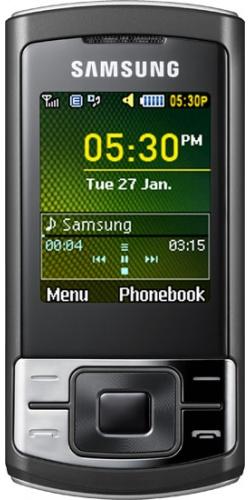 Samsung GT-C3050 black
