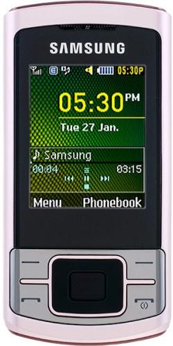 Samsung GT-C3050 candy pink