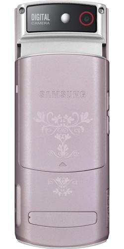 Фото телефона Samsung GT-C3050 candy pink