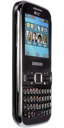 Фото телефона Samsung GT-C3222 black