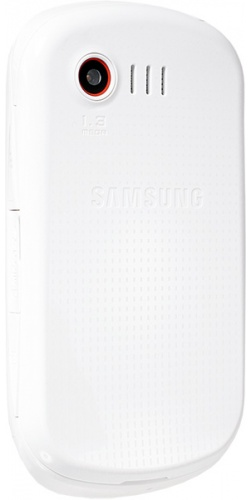 Фото телефона Samsung GT-C3510 Corby PoP (Genoa) chic white